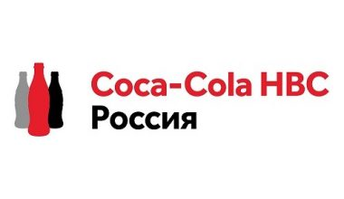 Логотип Coca-Cola HBC