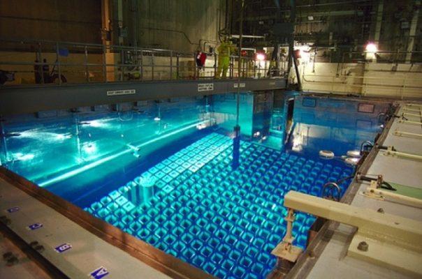 Очистка бассейнов выдержки компанией АСГАРД-Сервис