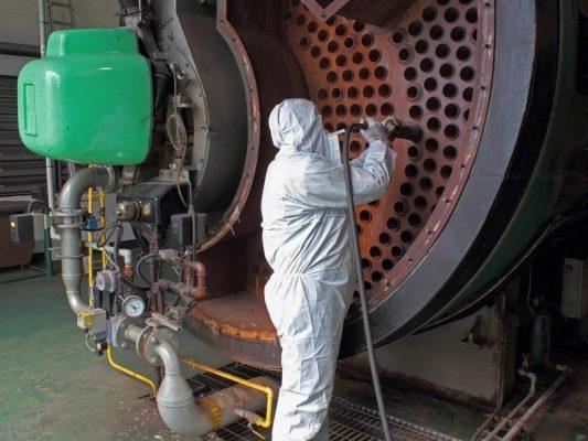 Механическая очистка теплообменного оборудования