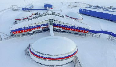 База РФ в Арктике