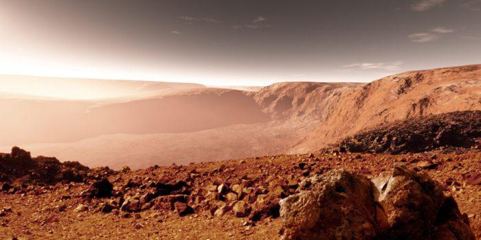 Есть ли на Марсе нефть?