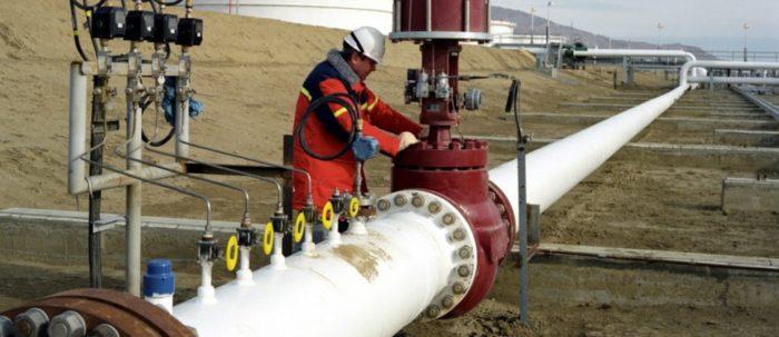 Проведение работ по очистке трубопровода