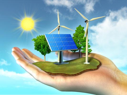 Всё о возобновляемых источниках энергии