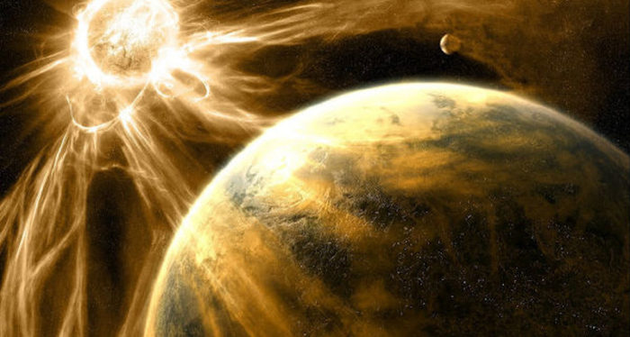 Вспышка на Солнце способна привести к уничтожению земных технологий