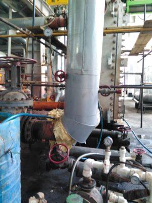 Подключение специального оборудования к теплообменнику и контурам
