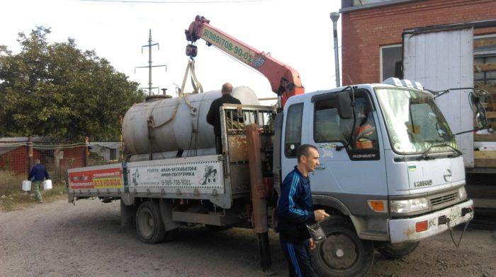 Доставка необходимого оборудования АСГАРД-Сервис на объект заказчика