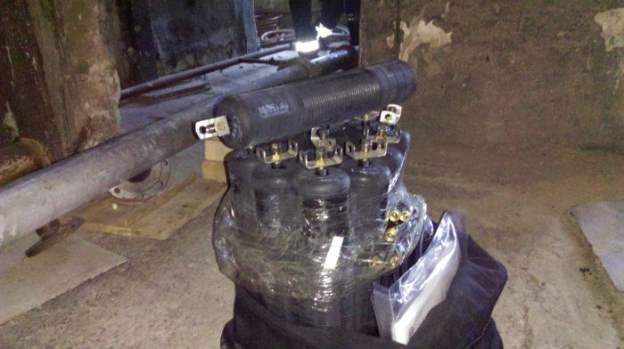 Специальное оборудование для проведения работ на объекте заказчика