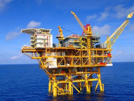 Морская буровая платформа