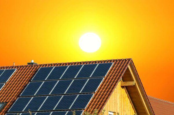 Применение солнечной энергии солнца